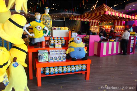 Universal Studios Hollywood Opens Despicable Me Minion Mayhem
