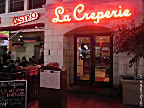 La Creperie Cafe Long Beach Ca