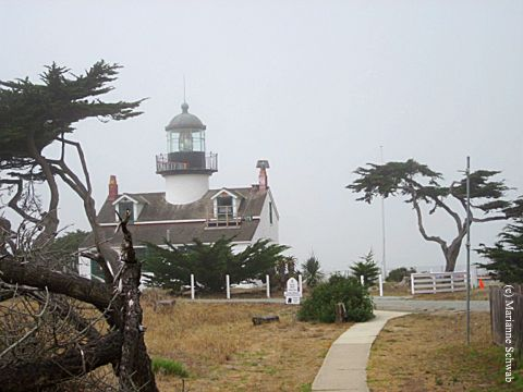 Lighthouse Tour Monterey Ca