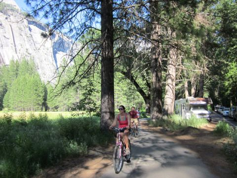Yosemite Biking Bike Rentals Amp Equipment