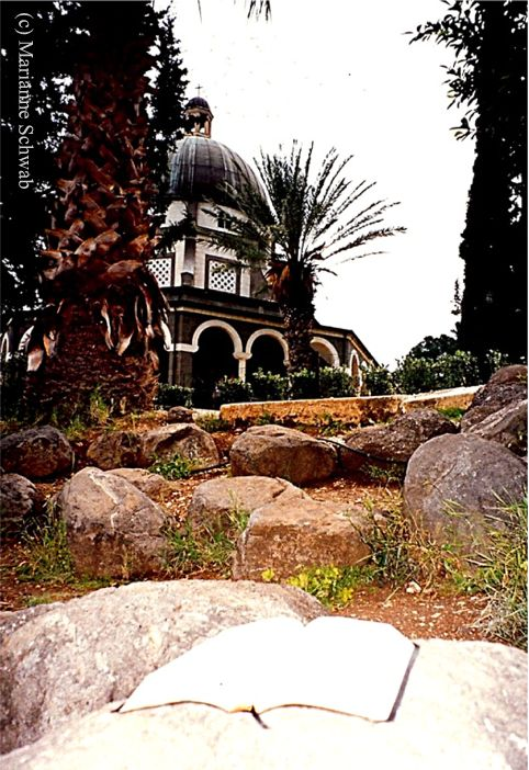 The Mount Of Beatitudes Journey To Israel Where The Bible